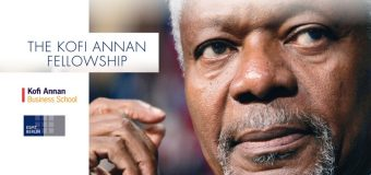 Kofi Annan Fellowship for Emerging leaders from Developing Countries to Study at ESMT Berlin 2018/19