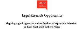 Call for proposals: MLDI Legal Research Opportunity in East, West, and Southern Africa
