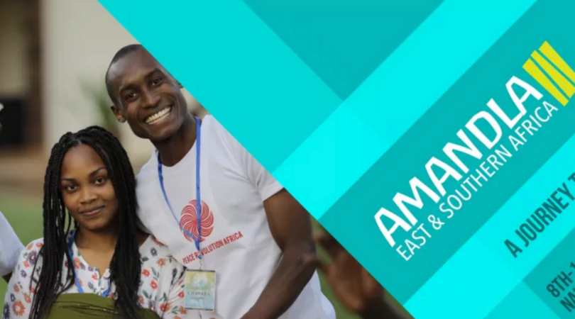 Peace Revolution Amandla East and Southern Africa Fellowship 2018 (Funded)