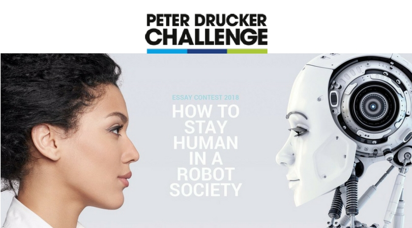 The Peter Drucker Challenge 2018 for Students and Young Professionals (Win €1,000 and a funded trip to Vienna)