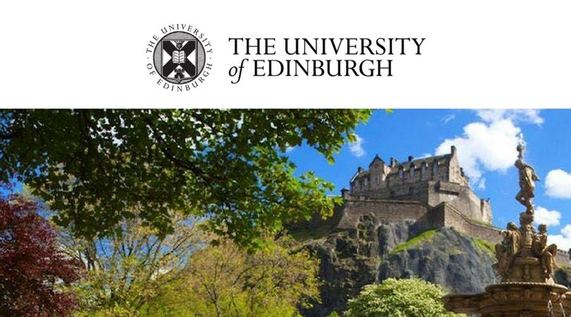 University of Edinburgh Prince Albert of Monaco II Foundation Climate Change Masters Scholarships 2018/19