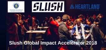 Slush Global Impact Accelerator 2018 for Startups in Nigeria (Fully-funded to the Bootcamp in Helsinki)