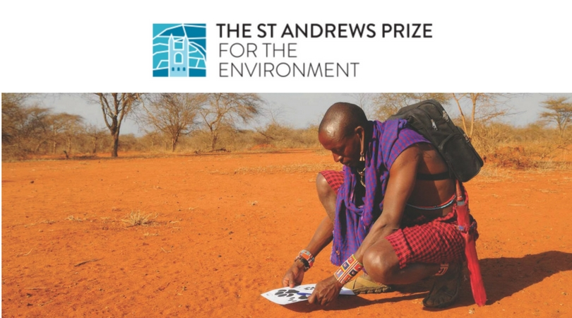 Call for Entries: St Andrews Prize for the Environment 2020 (Up to $100,000 USD)