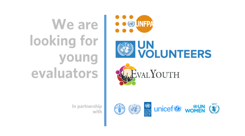 UN Youth Volunteer in Monitoring and Evaluation 2018 for Young Evaluators (Fully-funded)