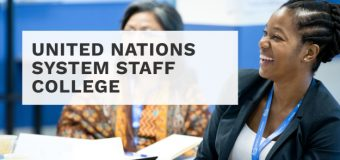 UNSCC Online Learning Internship Program 2018 (Stipend of €450)
