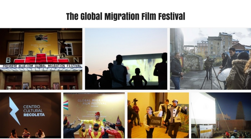 Call for Submissions: United Nations IOM's Global Migration Film Festival 2018