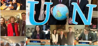 United Nations Youth Delegate Programme for Ireland 2018/2019 (Funded to the UN in New York)