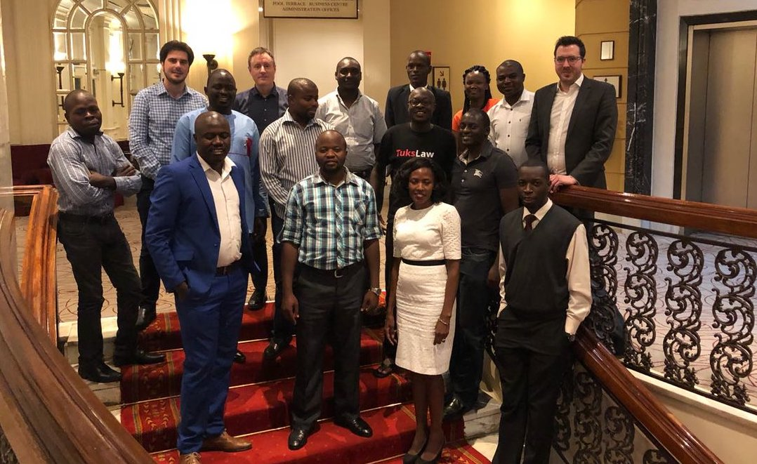 West Africa Freedom of Expression & Digital Rights Litigation Workshop 2018