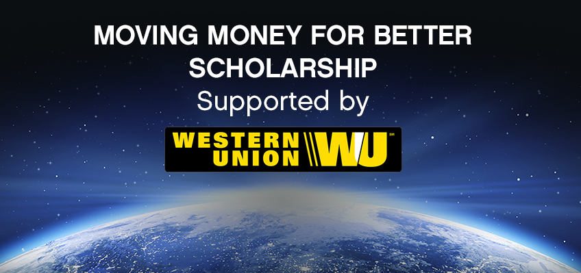 Western Union Moving Money For Better Scholarship to attend the 2018 One Young World Summit in The Hague
