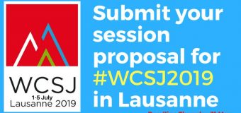 Call for Session Proposals: World Conference of Science Journalists 2019 – Lausanne, Switzerland (Funding Available)