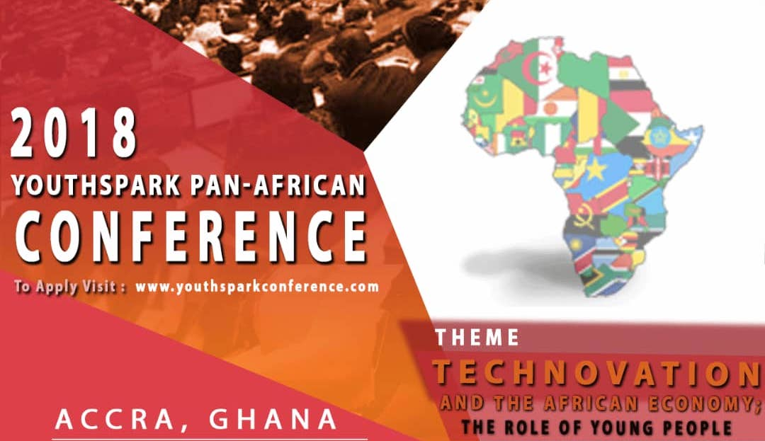 Youthspark Pan-African Conference 2018 in Accra, Ghana