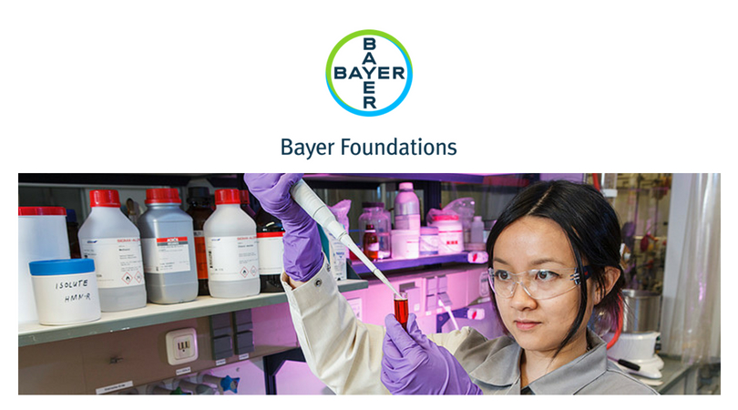 Bayer International Fellowship Program 2018 for Students and Young Professionals