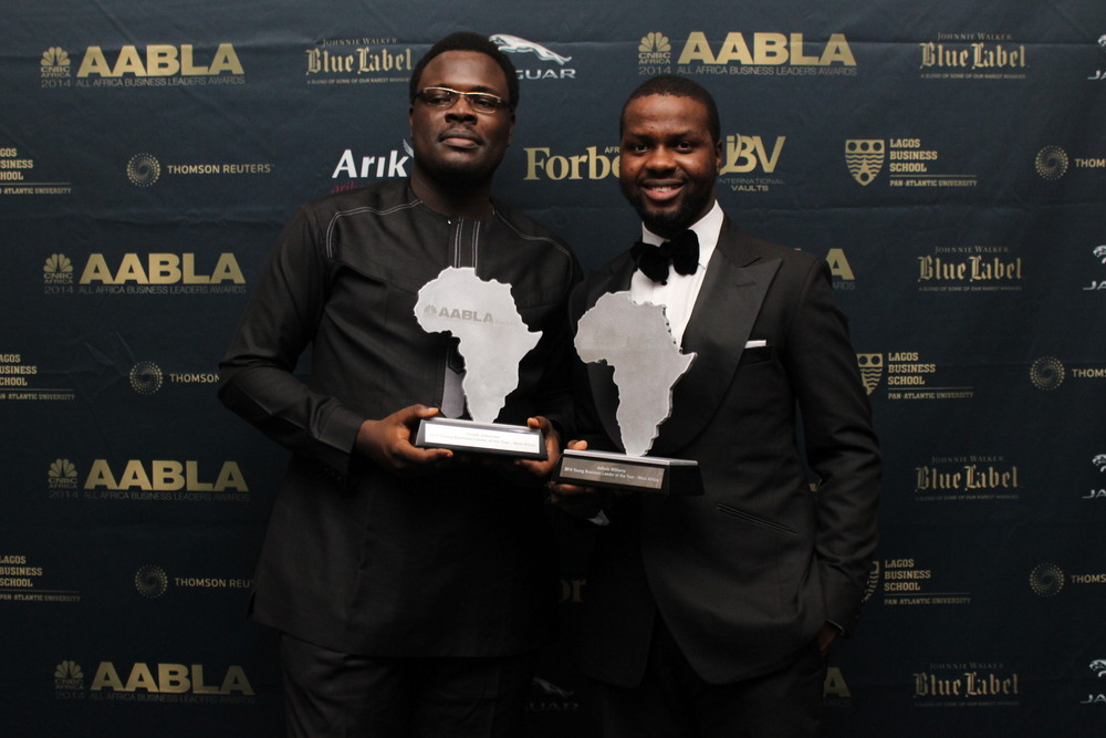 CNBC All Africa Business Leaders Award (AABLA) 2018