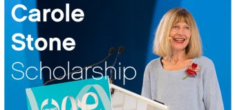 Carole Stone Foundation Scholarship 2018 to attend One Young World Summit in The Hague