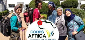 CorpsAfrica Volunteer Program 2018 for Young Africans (Stipend Available)