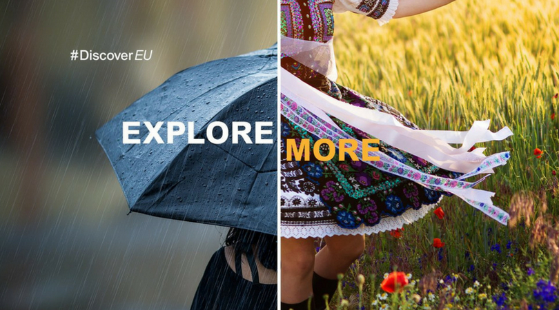 DiscoverEU 2018 for Young people across Europe – Win a travel pass for the Summer