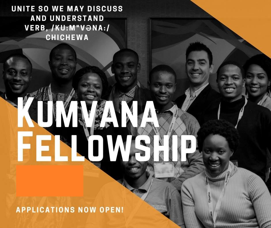 EWB Kumvana Fellowship Program 2020 for Young African Leaders and Innovators (Fully-funded to Canada)