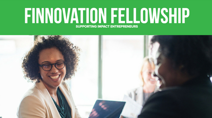 FINNOVATION Fellowship Program for Impact Entrepreneurs 2018 ($50,000 stipend and more)