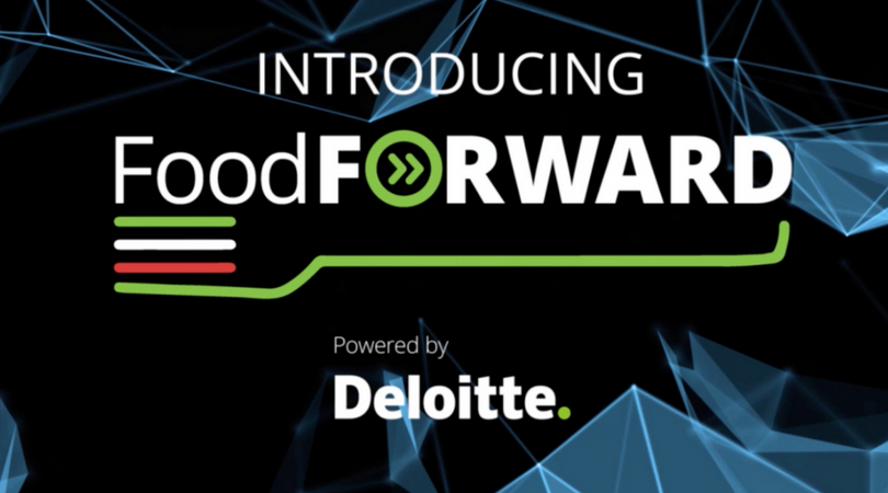 FoodForward Global Foodtech Accelerator 2018 (Up to €20,000 in Funding)