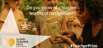 Varkey Foundation Global Teacher Prize 2019 (USD $1 million Award)