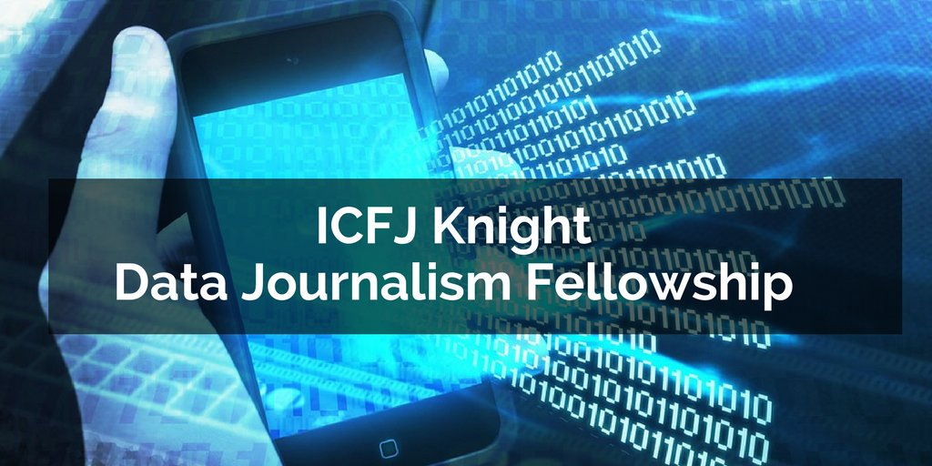 ICFJ Knight Data Journalism Fellowship 2018 in Central & Eastern Europe (Funded)