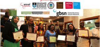 Johnson & Johnson Management Development Institute (MDI) Program for Health Care Organisations in Africa