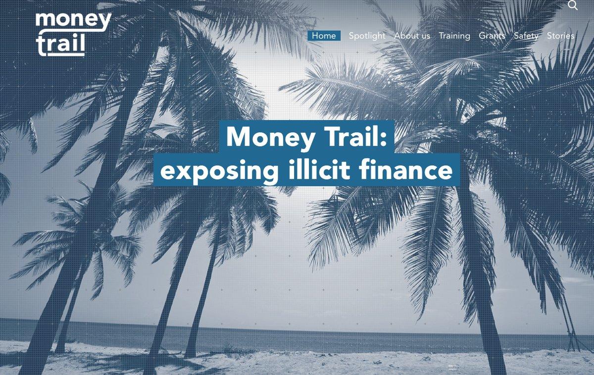Journalismfund.eu Money Trail Grants 2018 for Journalists (50,000 Euro)