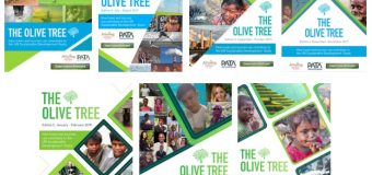 Olive Tree Awards Essay Competition 2018 (USD $2,000 prize)