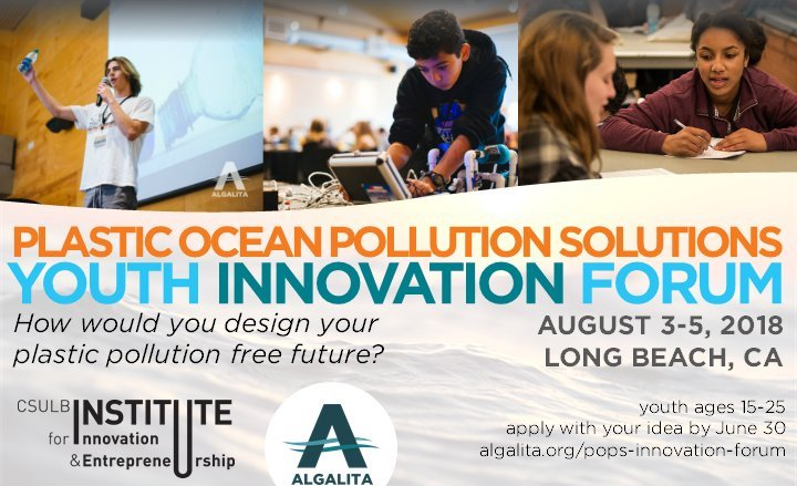 POPS Youth Innovation Forum 2018 at California State University, Long Beach