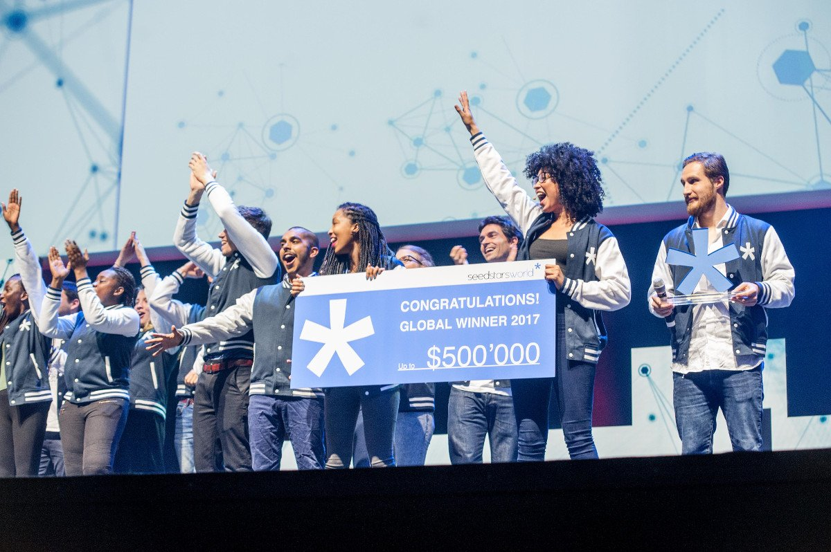 Seedstars World Startup Competition 2018 for Emerging Markets in Africa (Prizes up to $1,000,000)