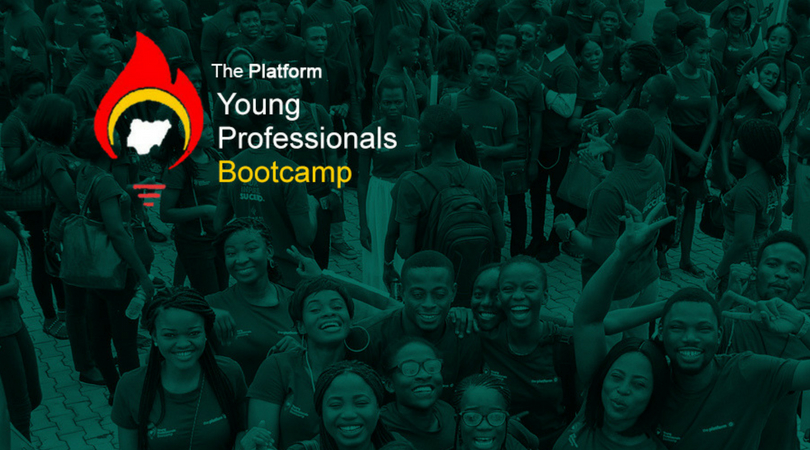 The Platform Nigeria Young Professionals Bootcamp (YPB) 2018
