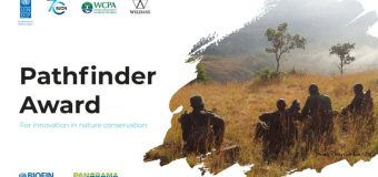 United Nations Development Programme (UNDP) Pathfinder Award 2018 for Innovation in Nature Conservation