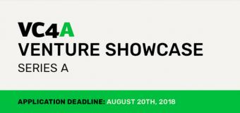 Venture Capital for Africa (VC4A) Venture Showcase Series A 2018