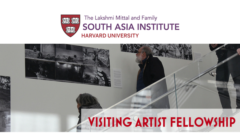 Visiting Artist Fellowship at Harvard University Mittal Institute in Cambridge, MA 2018/19