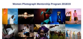 Women Photograph Mentorship Program 2018/19