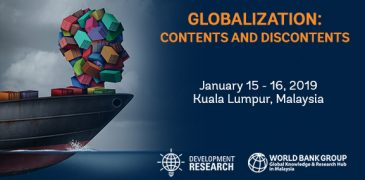 Call for Papers: World Bank Development Research Group Conference on Globalization 2019 (Funded)