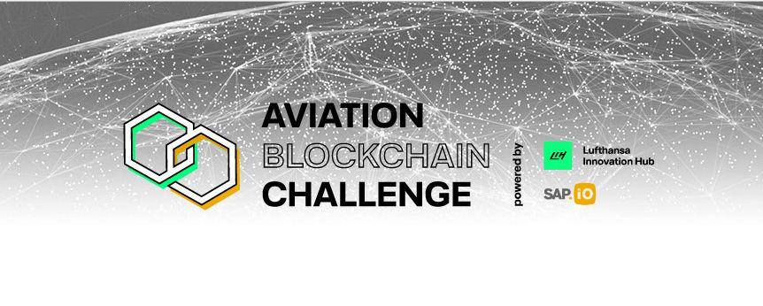 Lufthansa Innovation Hub/SAP.iO Aviation Blockchain Challenge 2018