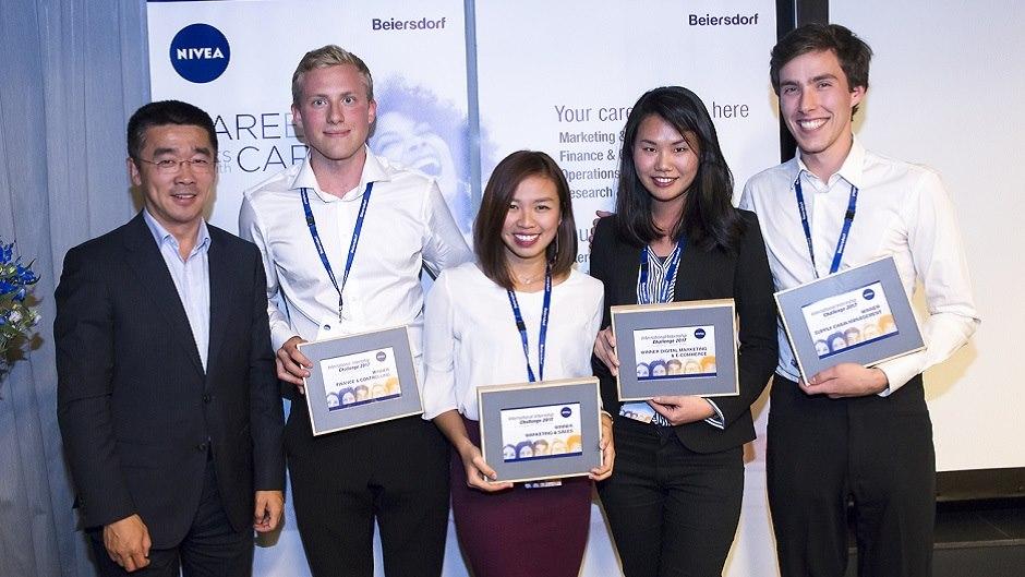 Beiersdorf International Internship Challenge 2018 (Fully funded to Hamburg, Germany)