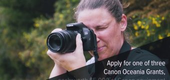 Canon Oceania Grants Program 2018 for Schools and Non-profits in Australia (worth $5,000 each)