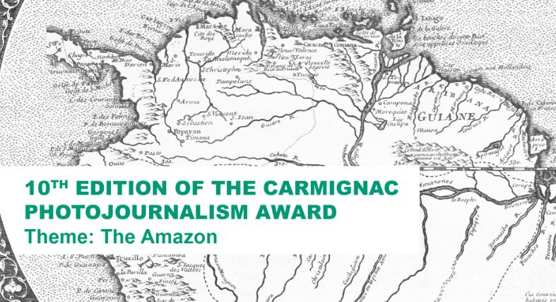 Carmignac Foundation Photojournalism Award 2018 (50,000 Euros)