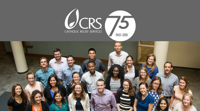 Catholic Relief Services International Development Fellows Program 2019 (Funded)