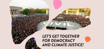 European Changemaker Camp for Human Rights and Climate Justice 2018 (Funded)