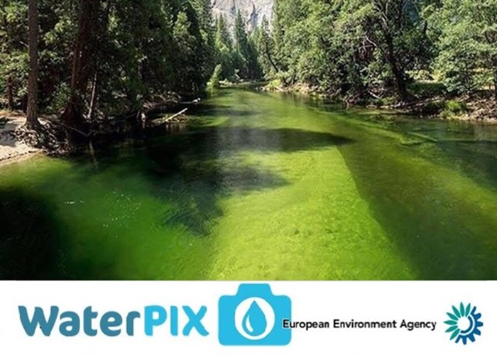 European Environment Agency WaterPIX Photo Competition 2018 (EUR 2,000 prize)