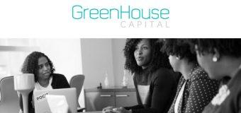 GreenHouse Lab for Women-Led Technology Start-Ups 2018