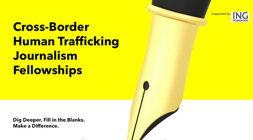 Impulse Model Press Lab Cross-Border Human Trafficking Journalism Fellowship 2018