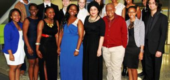 Klaus-Jürgen Bathe Leadership Scholarship at the University of Cape Town 2018 (value of R120,000)