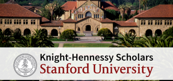 Knight-Hennessy Scholars Program 2019 to Study at Stanford University