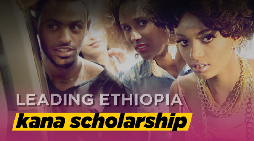 Leading Ethiopia: Kana Scholarship to attend One Young World Summit 2018 in the Hague