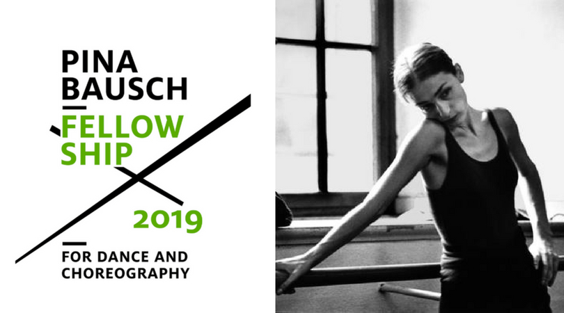 Pina Bausch Fellowship for Dance and Choreography 2019 (fully-funded)