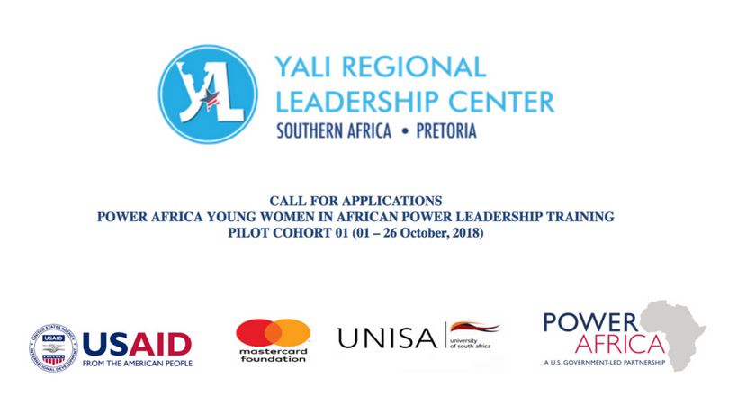 Apply for Power Africa's Young Women in African Power Leadership Residential Training Program 2018 (Fully-funded)